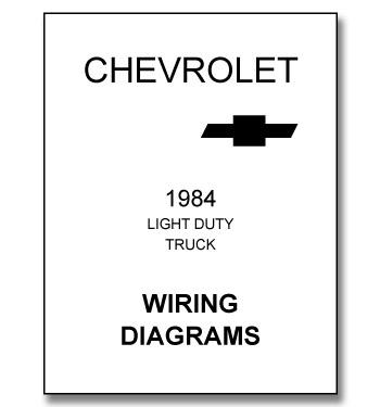(1984) wiring diagram
